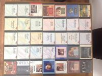 Classical CDs collection