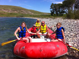 Whitewater rafts and inflatable kayaks for sale