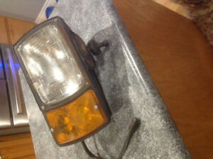 USED PLOW LIGHT,  GOOD SHAPE,   $25.00.    902-634-3807.   LOCAT