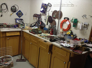 Basement SalePower Tools,Hand, DifferentMateialsCamping n More,
