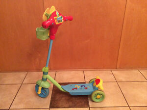 Leap Frog Musical Activity Scooter