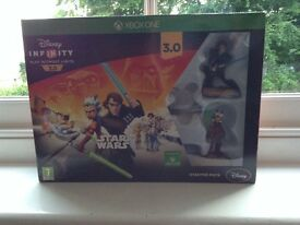 Disney infinity 3.0 Xbox One / 17 characters