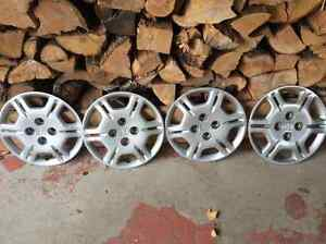 Set of 4 Honda Civic Wheel Covers