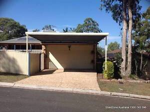 SHEDZONE  6M X 6M SKILLION CARPORT Pine Mountain Ipswich City Preview