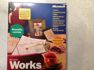 Microsoft Works -French version