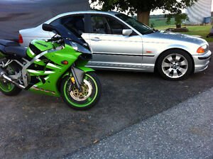 2001 kawasaki ZX6R great condition