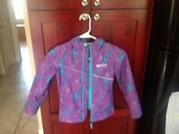 Girl spring jacket size 4-5