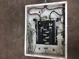 100amp electrical panel