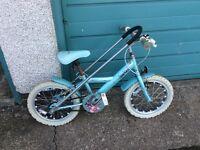 Kids bike and toys