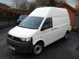 Volkswagen Transporter 2.0TDi lwb high roof lwb 2013 air con