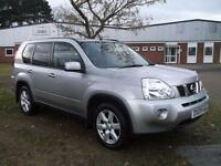 2009 09 NISSAN X-TRAIL 2.0 1D SPORT EXPEDDTION 5DR MANUAL ESTATE DIESEL