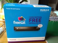 FREESAT RECEIVER