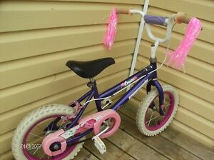 6  kids bicycles,12 inches to 16 inches wheel, $25.00 to $45.00