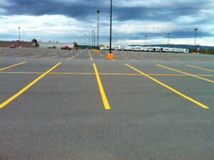 Parking Lot Painters of Nova Scotia - Pavement Marking