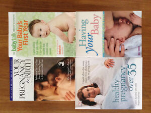 Pregnancy, Birth and Parenting Books