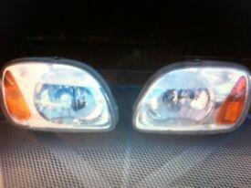 Nissan Micra Headlights (02 reg)