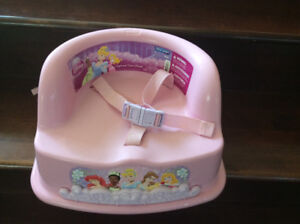 Disney Feeding Chair/Booster (Still Available)