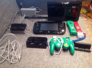 Wii U, Controllers, and Games