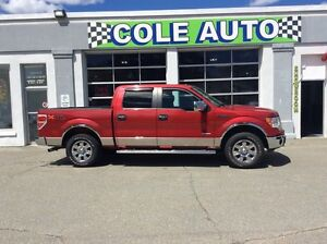 Clean 2012 F-150 XTR WITH 45000 km
