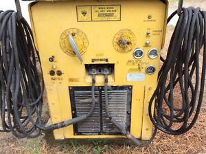 200 Amp Gasoline Welder