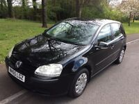 2006 Volkswagen Golf 1.4 S-87,000-February 2018 mot-1 owner-service history-exceptional car
