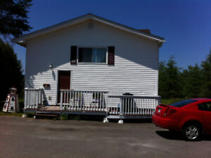 3 bedroom with 2 bedroom ground level in-law suite