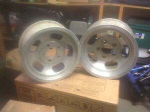 Wheels for chev