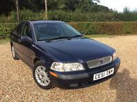Volvo S40 1.8 s !!! GREAT VALUE !!!