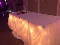 Wedding decor service