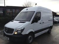 2014 Mercedes-Benz Sprinter 2.1TD 310CDI SWB high roof no vat