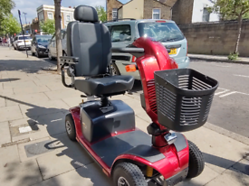 Pride Colt deluxe 6.25 mph 2.0 mobility scooter 2020 model