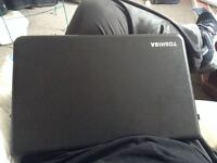 Toshiba Windows 8 laptop.