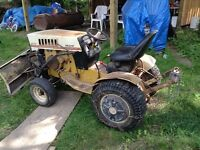 Sears St/16 lawn tractor