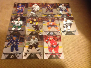 TIM HORTONS HOCKEY CARDS REGULAR SET