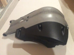 KTM 950 ADVENTURE SKID PLATE & MIRRORS