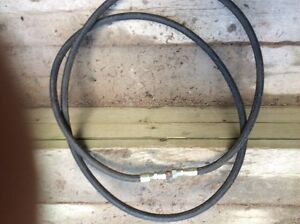 hydraulic hose 9 feet long Cambridge Kitchener Area image 1
