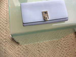 Light bleu wallet