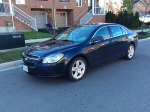 2011 CHEVROLET MALIBU SAFETY AND E-TESTED MINT CONDITION