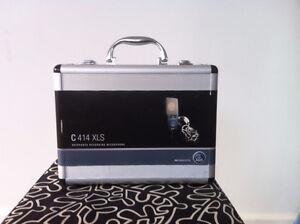 AKG C 414 XLS Microphone (brand new- un-opened box)