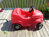Little tykes toy car