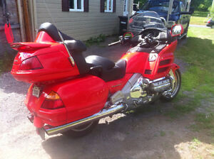 Gold Wing 2004 condition(SHOW ROOM)