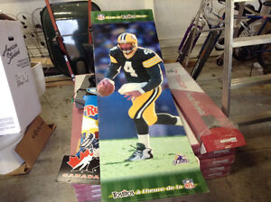 NHL and NFL Lays Cardboard cut-out collectablies Stratford Kitchener Area image 2