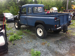 1996 Land Rover Defender Pickup Truck