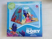 Brand New Disney Finding Dory Large Children's Tent (Outdoor/Indoor)