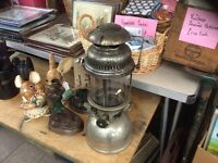 West German Tilly lamp