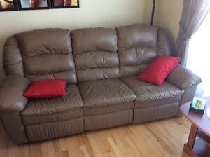 Sofa et fauteuil El Ran