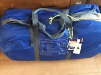 Outwell four bed family tent bundle