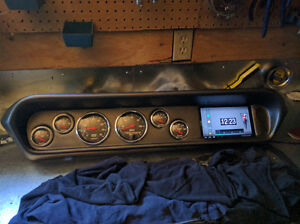 64 - 65 Beaumont GTO Gauge Cluster