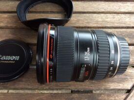 Canon Ef 17-35 f2.8L