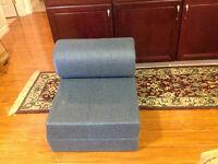 Flip-Flop Sofa ($25.00 each)
